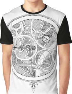 Alchemical Time Piece Graphic T-Shirt