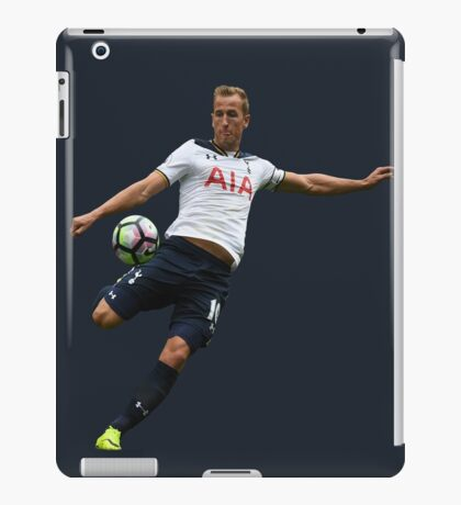 Harry Kane 2017 Tottenham Hotspur (Phone Case & More) iPad Case/Skin