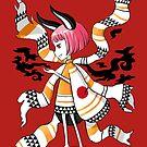 Daemon Girl by freeminds