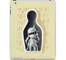 Mummy 2 iPad Case/Skin