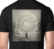 Dante, The Divine Comedy, Gustave Doré, Highest, Heaven Unisex T-Shirt