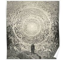 Dante, The Divine Comedy, Gustave Doré, Highest, Heaven Poster
