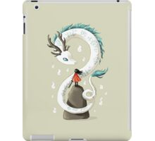 Dragon Spirit iPad Case/Skin