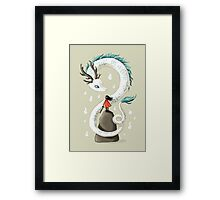 Dragon Spirit Framed Print