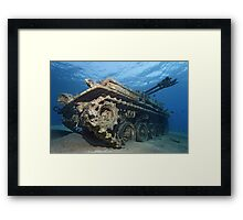 M-42 Duster Framed Print