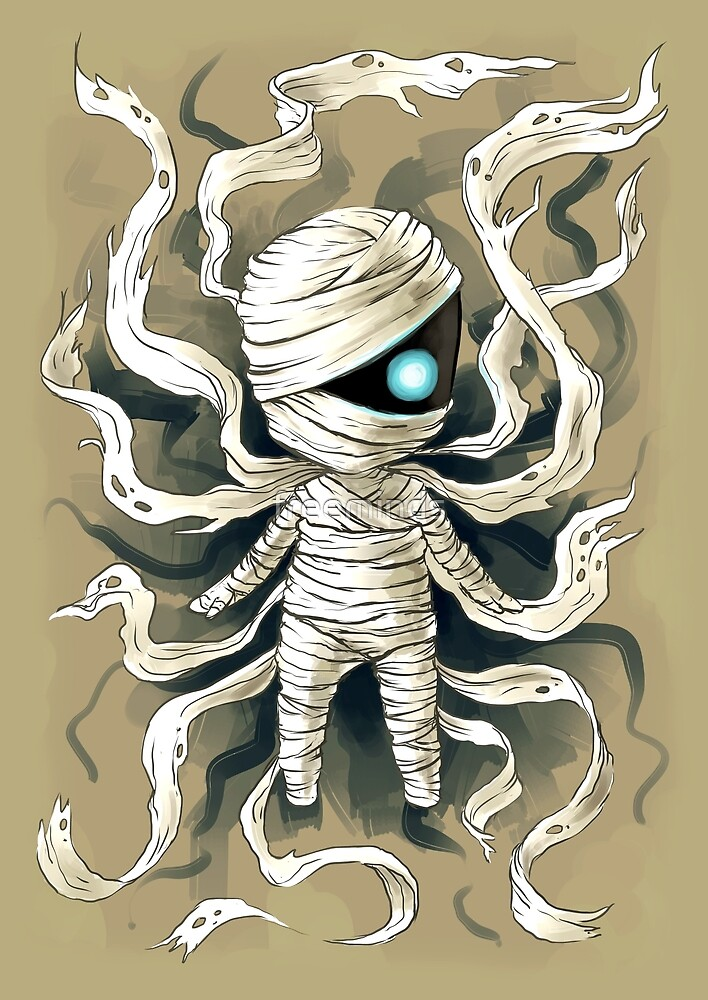 Mummy by freeminds