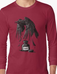 Ink Raven Long Sleeve T-Shirt
