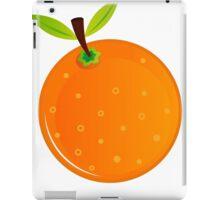 Orange fruit : for all Orange LOVERS iPad Case/Skin