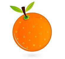 Orange fruit : for all Orange LOVERS Photographic Print