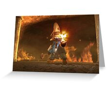 Final Fantasy Greeting Card