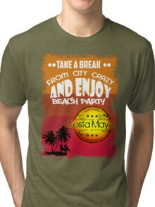 Costa Maya Good Time Tri-blend T-Shirt