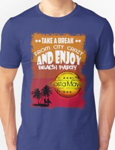 Costa Maya Good Time T-Shirt