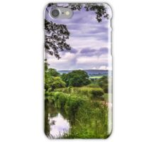 The Canal at Brecon iPhone Case/Skin
