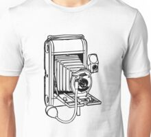 Camera vintage old school Unisex T-Shirt