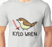 Kylo Wren - star wars visual pun design Unisex T-Shirt