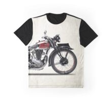 The 1935 Red Hunter Graphic T-Shirt