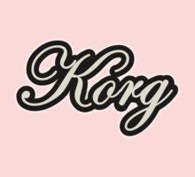 Korg  Instruments Vintage  Kids Clothes