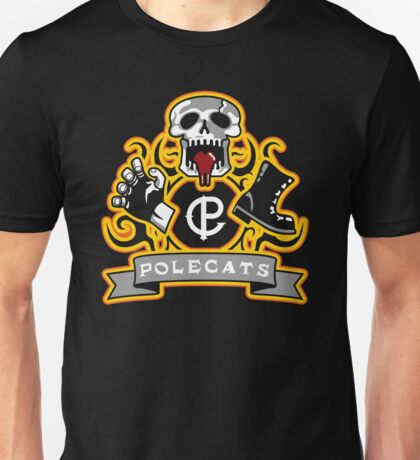 Polecats Patch Unisex T-Shirt