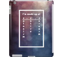 S.S.S iPad Case/Skin
