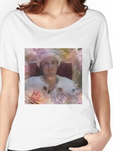 You Should See Him in a Crown Women's Relaxed Fit T-Shirt