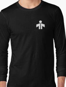 White Titan Long Sleeve T-Shirt