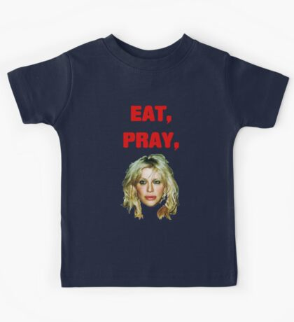Eat, Pray, Love Kids Tee