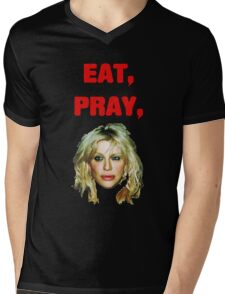 Eat, Pray, Love Mens V-Neck T-Shirt
