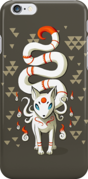 Long Tail Fox by freeminds