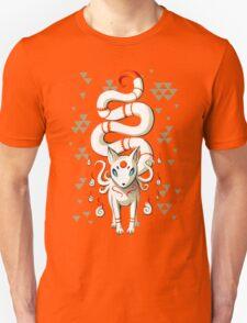 Long Tail Fox Unisex T-Shirt