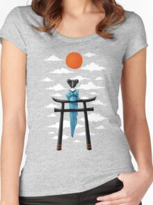 Torii Women's Fitted Scoop T-Shirt