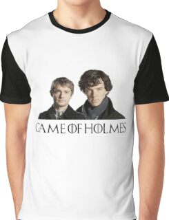 Game of Holmes Graphic T-Shirt
