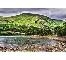 The Southern End Of Thirlmere Photographic Print