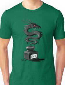 Ink Dragon Unisex T-Shirt