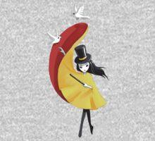 Magician 2 One Piece - Long Sleeve