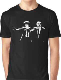 Cowboy Bebop - Spike Jet KnockOut Graphic T-Shirt