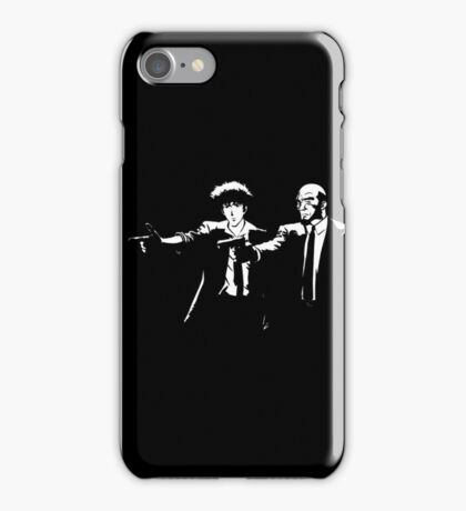 Cowboy Bebop - Spike Jet KnockOut iPhone Case/Skin