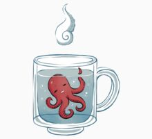 Octopus Tea Kids Tee