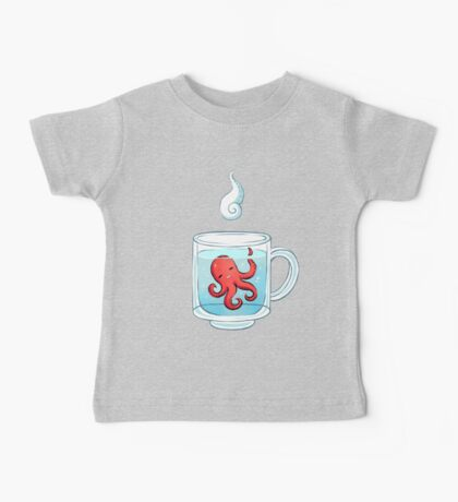 Octopus Tea Baby Tee