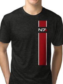 Mass Effect N7 Tri-blend T-Shirt