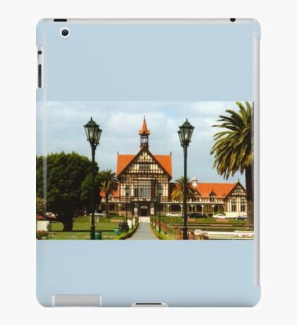 Rotorua Museum of Art and History iPad Case/Skin