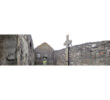 Ray Old Church, Falcarragh Photographic Print