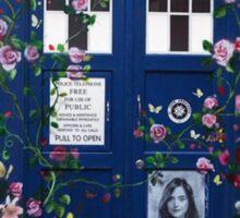Clara Tribute Sticker