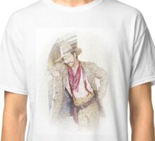Vignette Ladies man Classic T-Shirt