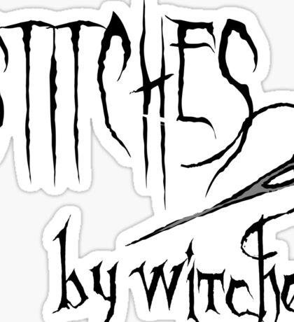 A spell, a seam, a corset, a curse.  Sticker