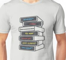 Game Cartridges 2 Unisex T-Shirt