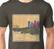 Cityscape by Day Unisex T-Shirt