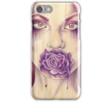Blood Roses iPhone Case/Skin
