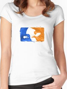Major INK League Women's Fitted Scoop T-Shirt