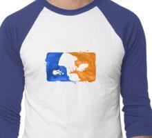 Major INK League Men's Baseball ¾ T-Shirt