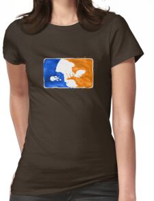 Major INK League Womens Fitted T-Shirt